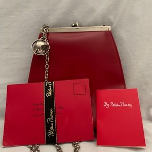 Vintage New Paloma Picasso Red bag